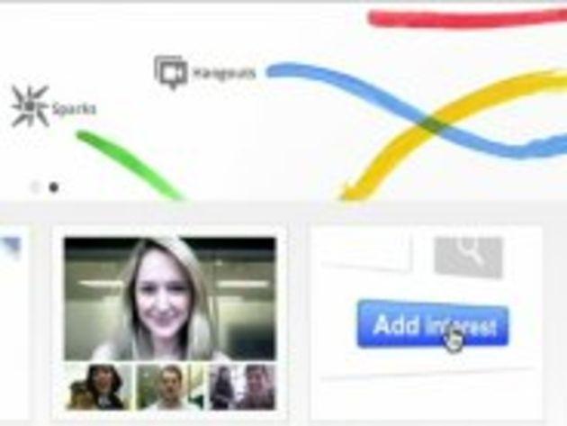 Google+ : présentation en images du nouveau service de Google