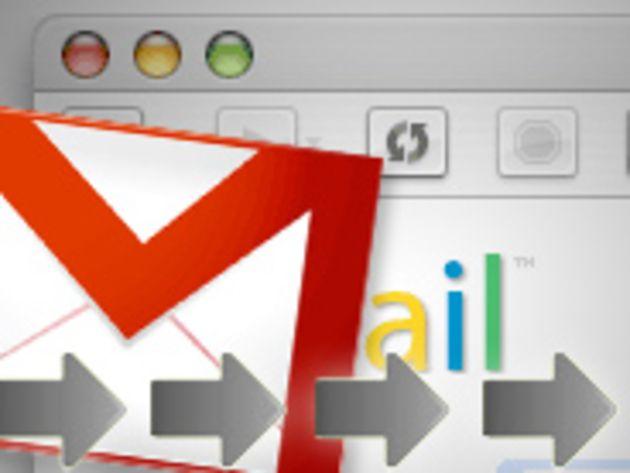 Campagnes de phishing ciblées contre Gmail, Hotmail et Yahoo Mail