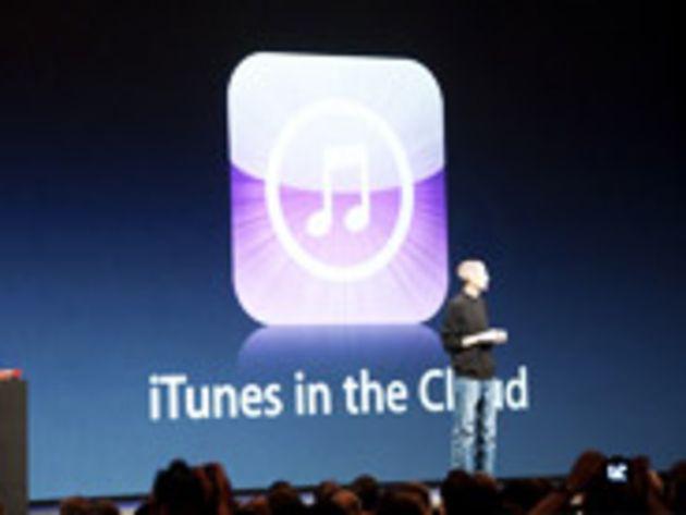 WWDC : Steve Jobs dévoile iCloud, un service de stockage gratuit dans le nuage