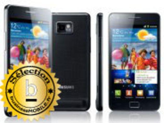 Samsung Galaxy SII : la crème des smartphones Android ?