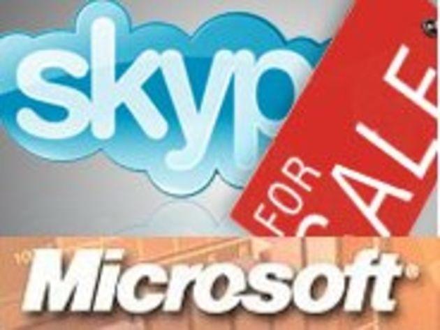 Rachat de Skype : Microsoft obtient le feu vert de l'autorité antitrust US