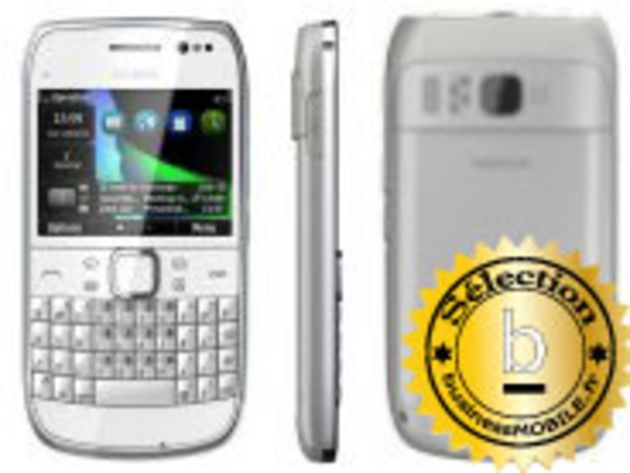 Nokia E6 : il brille par son autonomie