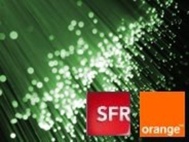 Fibre optique : Orange et SFR accusent Free de ne pas respecter les règles