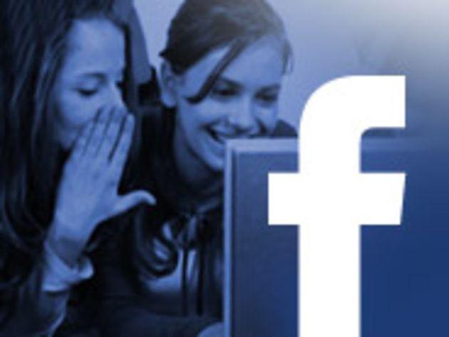 France : près de 20% des 8-12 ans ont un compte sur Facebook
