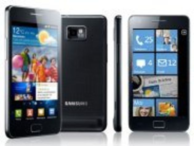 Une version Windows Phone 7 du Galaxy S II en préparation ?