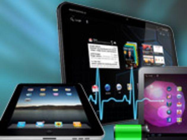 Tablettes Internet : des ventes en berne au premier trimestre 2011