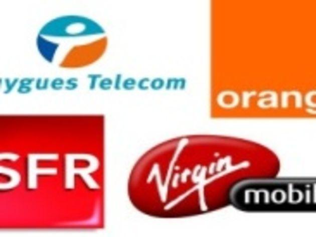Le nouveau paysage du mobile pousse Bouygues Telecom et SFR à s'adapter