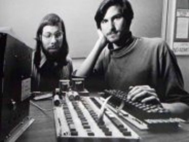 Steve Jobs aux commandes d'Apple : rétrospective en images