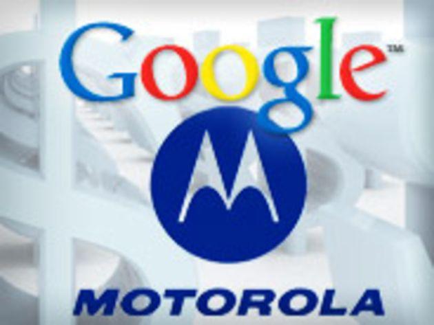 Fusion Google-Motorola : un échec pourrait coûter 2,5 milliards de dollars à Google