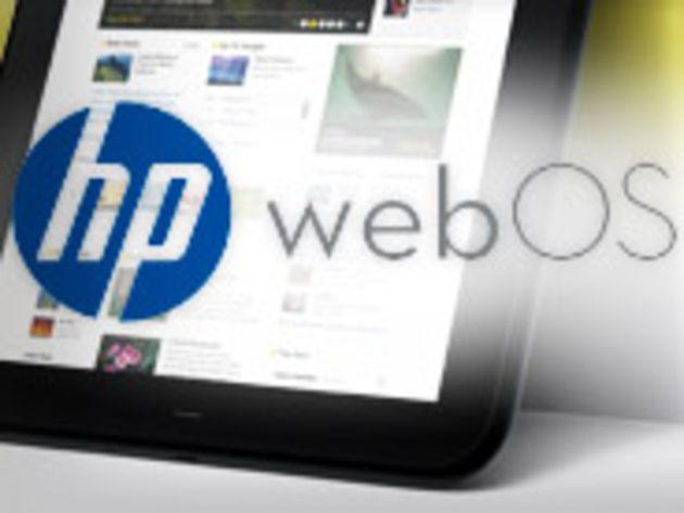 WebOS serait transféré vers une autre division d'HP