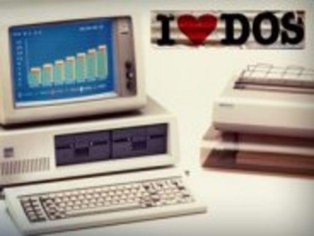 IBM 5150 et MS-DOS : les débuts du PC en images