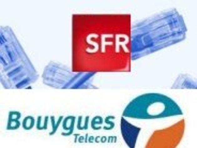 Recrutements ADSL au 1er semestre : Bouygues Telecom gagne par KO face à SFR