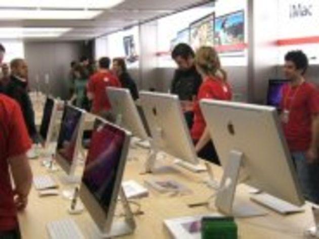 Apple engage des poursuites contre les faux Apple Store