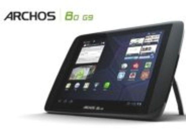 Les ventes de tablettes dopent les résultats d'Archos