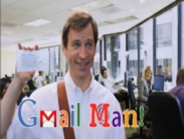 GMail Man : quand Microsoft égratigne vertement GMail dans un clip interne