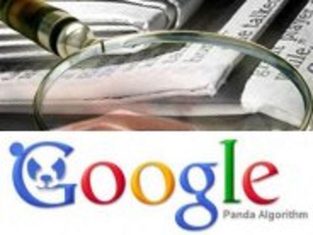 Google Panda : fermes de contenus et comparateurs de prix ont du plomb dans l'aile