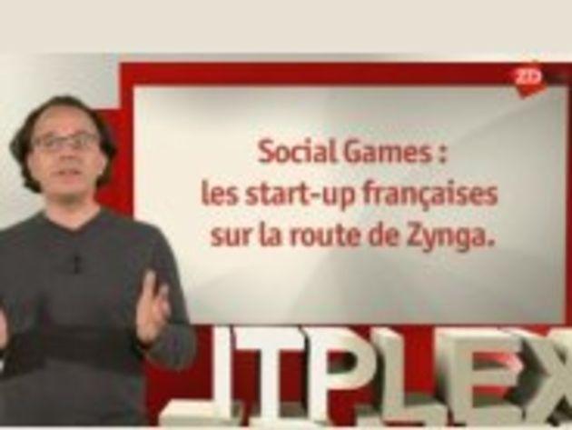 Social Games : les start-up françaises sur les traces de Zynga