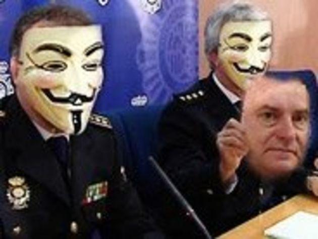 Facebook : attaque programmée d'Anonymous le 5 novembre ?