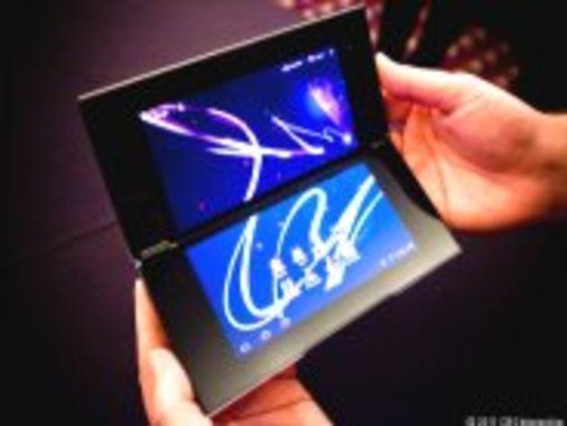 IFA 2011 - Tablet S et Tablet P : Sony dévoile deux tablettes sous Android
