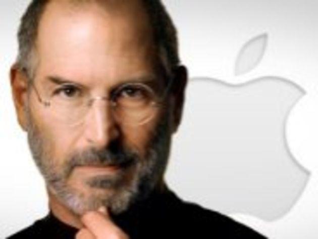 Steve Jobs n'est plus PDG d'Apple, il reste président du conseil d'administration