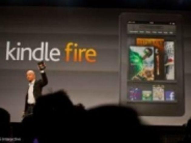 La tablette Amazon Kindle Fire dévoilée