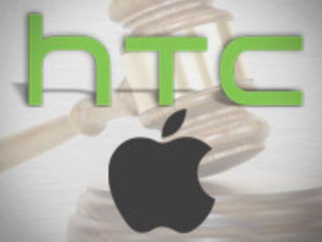 Guerre des brevets : Apple et HTC signent la paix
