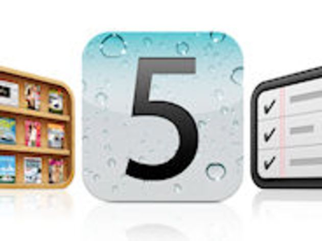 iOS 5 et iCloud disponibles le 12 octobre