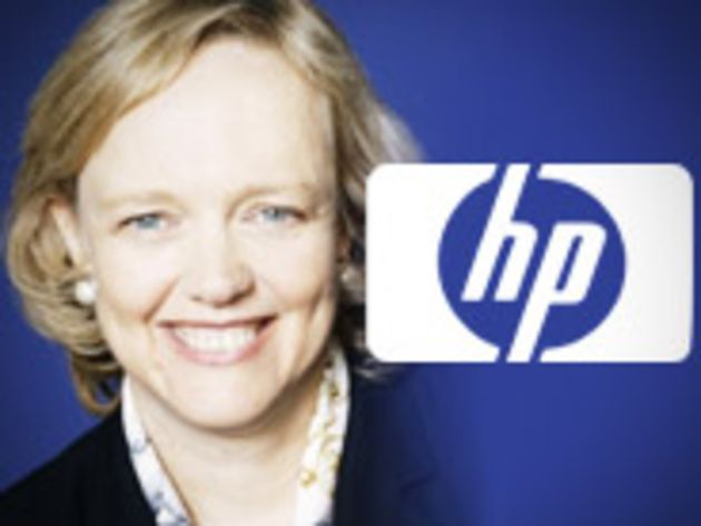 HP :  Whitman confirme la réflexion sur le spin off de la division PC