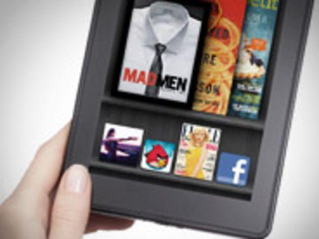 Tablette Amazon Kindle Fire : les gagnants et les perdants