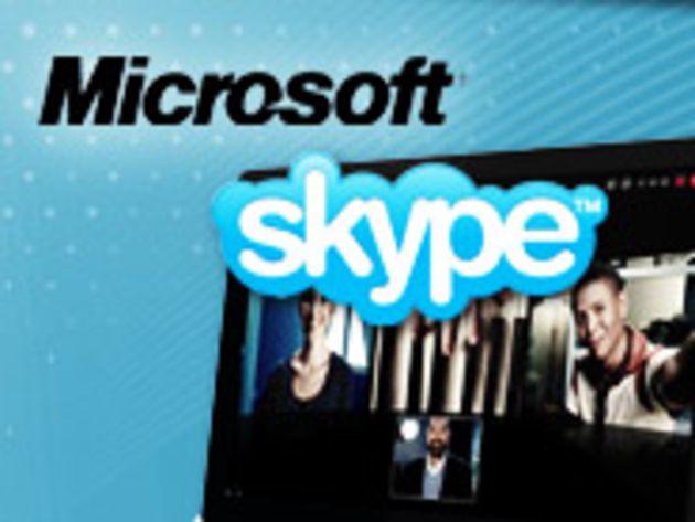La Commission européenne valide le rachat de Skype par Microsoft