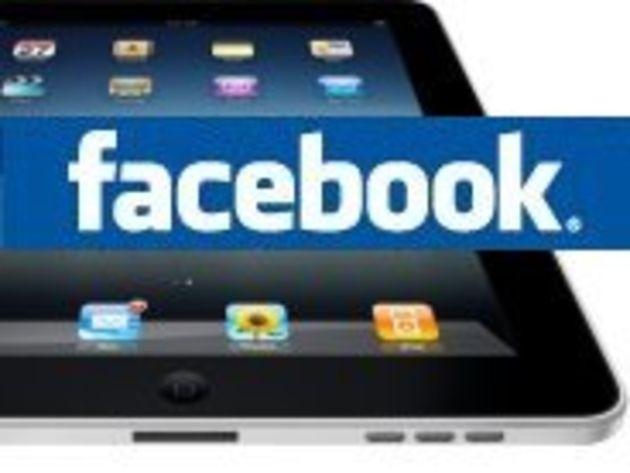 Facebook pour iPad est (enfin) disponible