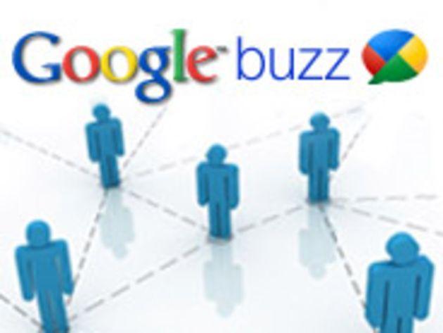 Réseau social : Google coupe Buzz