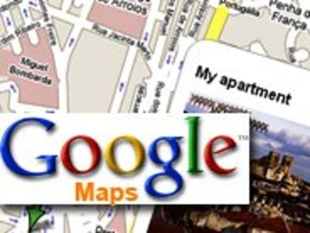 API de Google Maps : des requêtes désormais payantes