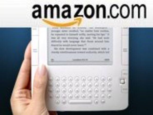Amazon lance enfin sa Kindle en France avec 35.000 ouvrages