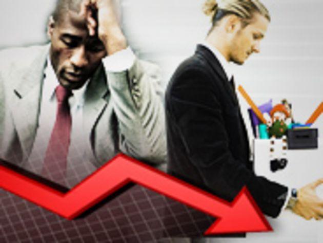 Les embauches dans l'informatique et les télécoms s'effondrent