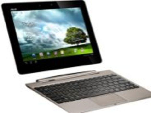 Tablette EeePad Transformer Prime :  Android 4.0 et SoC quadricœur Tegra 3