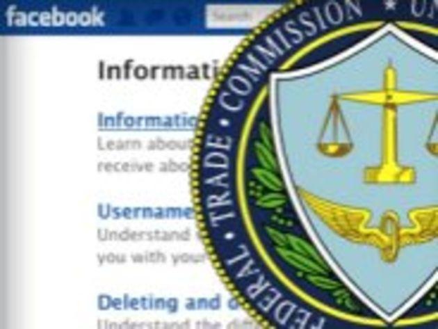 Confidentialité des données : la FTC et Facebook officialisent un accord