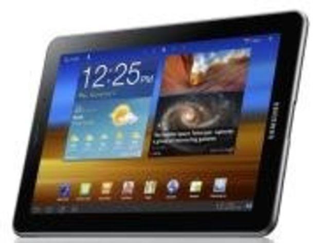 Samsung sort une version modifiée de la Galaxy Tab 10.1 en Allemagne