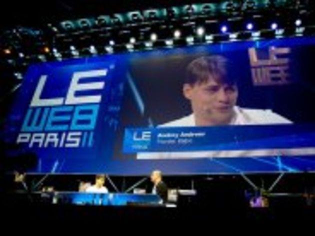 LeWeb'11 :  coup de projecteur sur les start-ups françaises