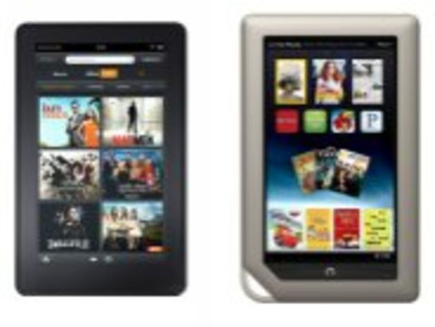 Barnes & Noble s'attaque à la Kindle Fire avec la Nook Tablet