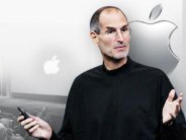 Steve Jobs nominé pour être l'homme de l'année de Time Magazine