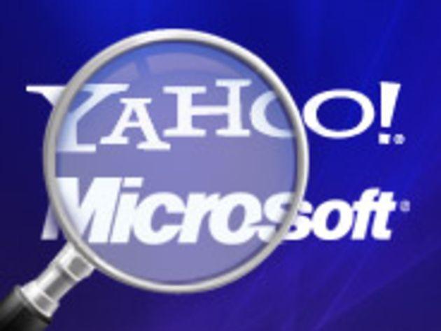 Microsoft aurait signé un accord de confidentialité avec Yahoo