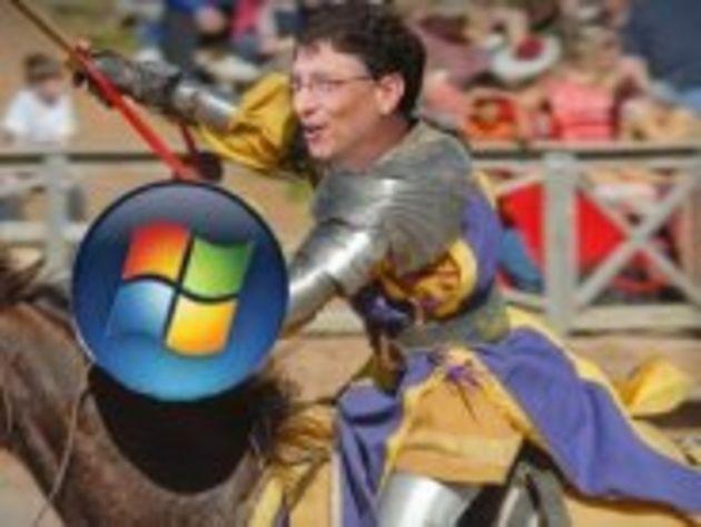 Microsoft : le très improbable retour de Bill Gates
