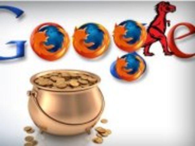 Accord Google-Mozilla : près d'un milliard de dollars sur 3 ans