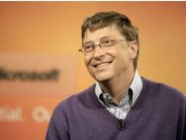 Bill Gates ne reprendra pas les rênes de Microsoft