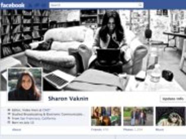 Timeline ou « journal », le nouveau profil Facebook est disponible