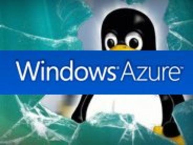 Linux sur Windows Azure: cela se confirme