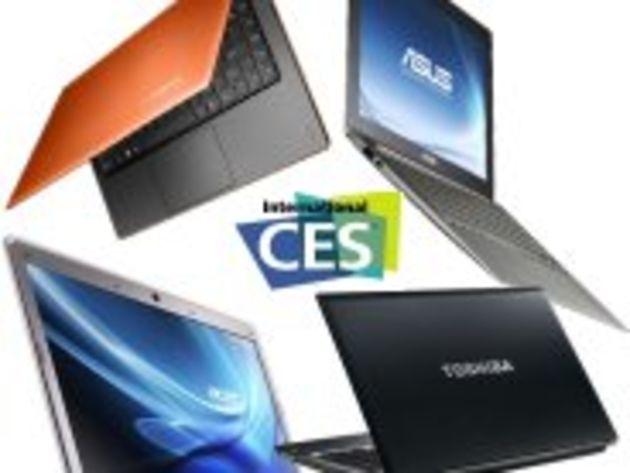 CES 2012 - De l'ultrabook, et encore de l'ultrabook