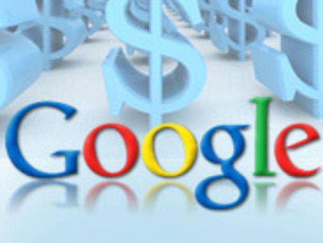 Publicité illégale : Google diffuse et conserve les revenus
