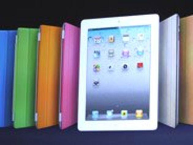 Copie privée : Apple ne paie pas la redevance sur l'iPad